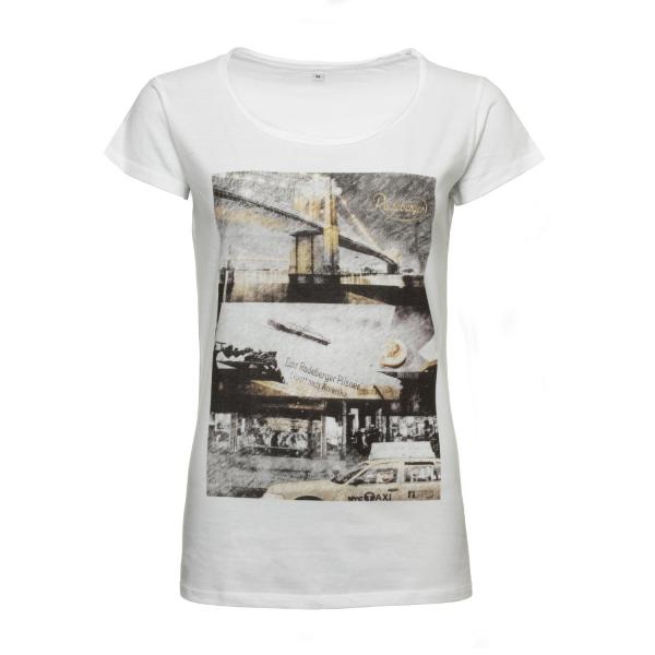 Radeberger T-Shirt New York, Damen