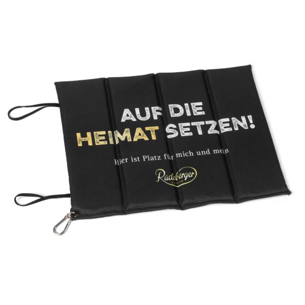 """Radeberger Sitzkissen """"Heimat"""""""